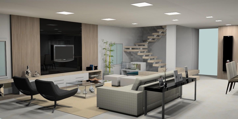 Construindo Minha Casa Clean D Vida De Decora O Cozinha  -> Decoracao De Sala De Estar Pequena Com Tv
