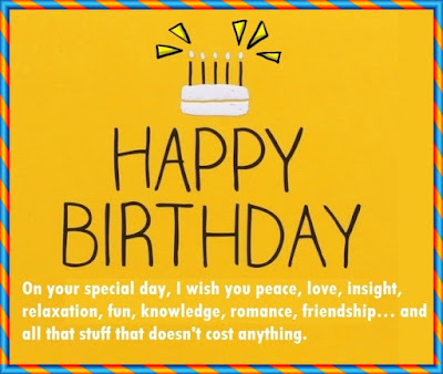 How To Write Happy Birthday Letter
