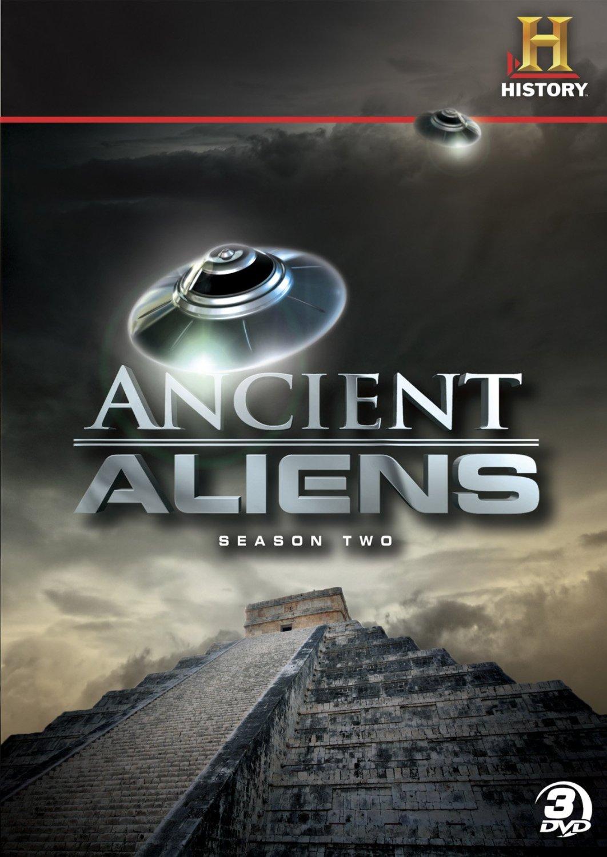 Poster phim Người ngoài hành tinh cổ đại - Phần 2