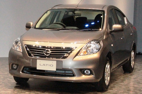 Nissan All-New Latio
