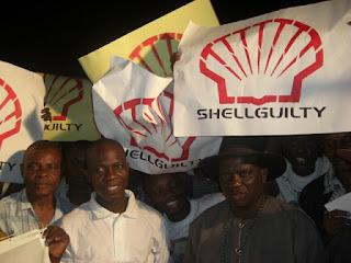 Shell haunted by Ken Saro-Wiwa legacy