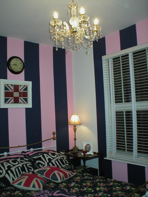 Jack Wills Inspired Bedroom