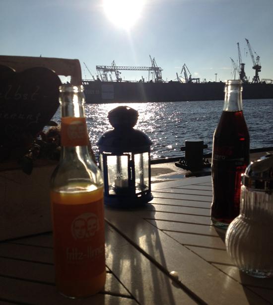 binedoro Blog, Hamburg, Landungsbrücken, Brücke 10