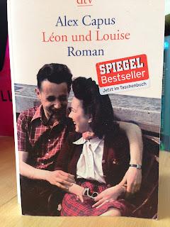 """""""Léon und Louise"""" von Alex Capus"""