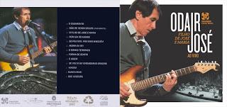 CD Odair José – Ao Vivo – O Filho De José E Maria (2014)
