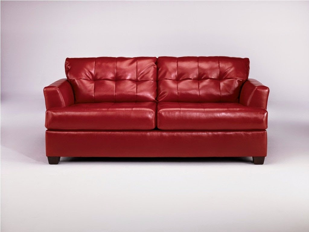 Red couches red couches for sale for Sofa couch for sale
