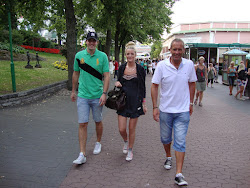 En härlig sommardag på Liseberg