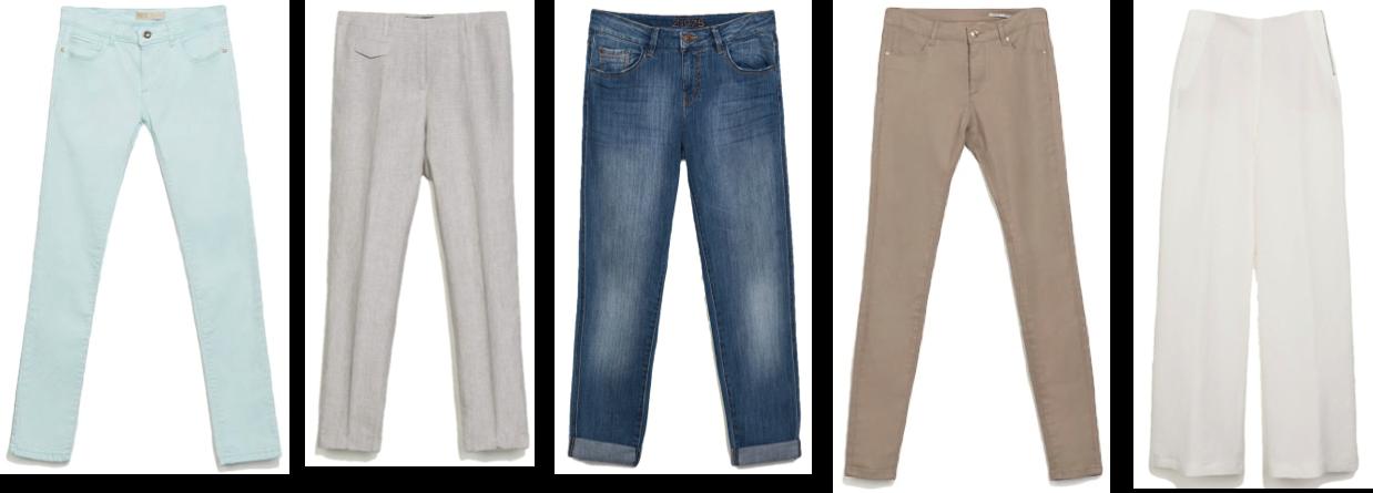 VipandSmart Pantalones Zara'14
