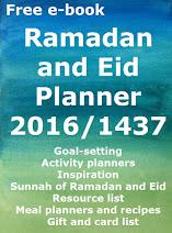 FREE Ramadan and Eid Planner 1437/2016