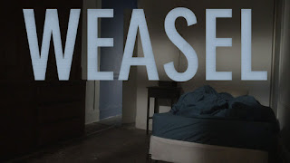 Ласка / Weasel. 2013.