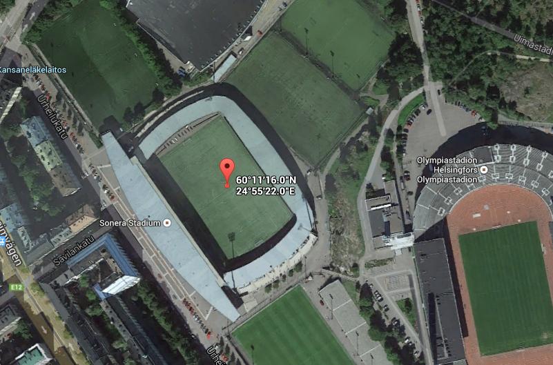 Sonera-Stadion