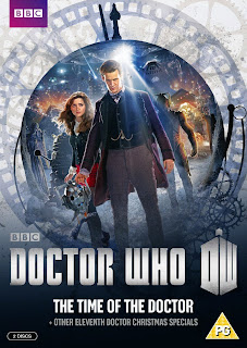 Watch Doctor Who: The Time of the Doctor (2013) movie free online