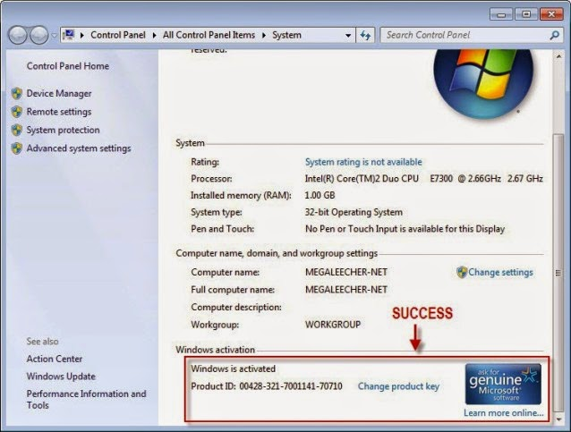 ms office 2010 cracked product key