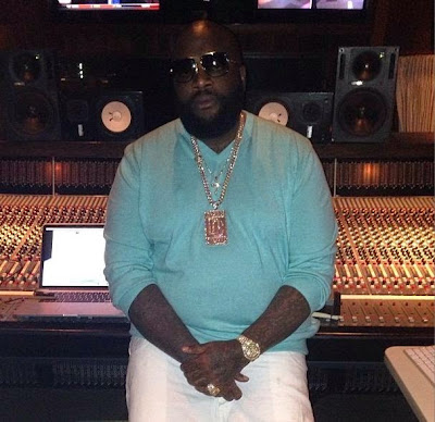 Checkout Rick Ross lifting weights,loses over 100 pounds