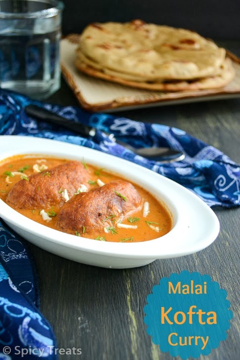Spicy treats malai kofta curry how to make malai kofta curry recipe forumfinder Choice Image