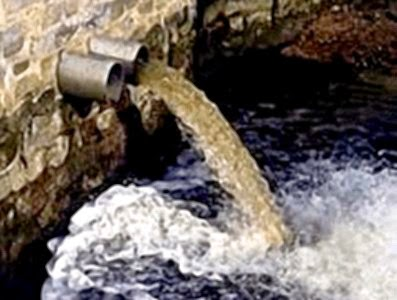 Công ty Diêm Thống nhất xả nước thải ra môi trường