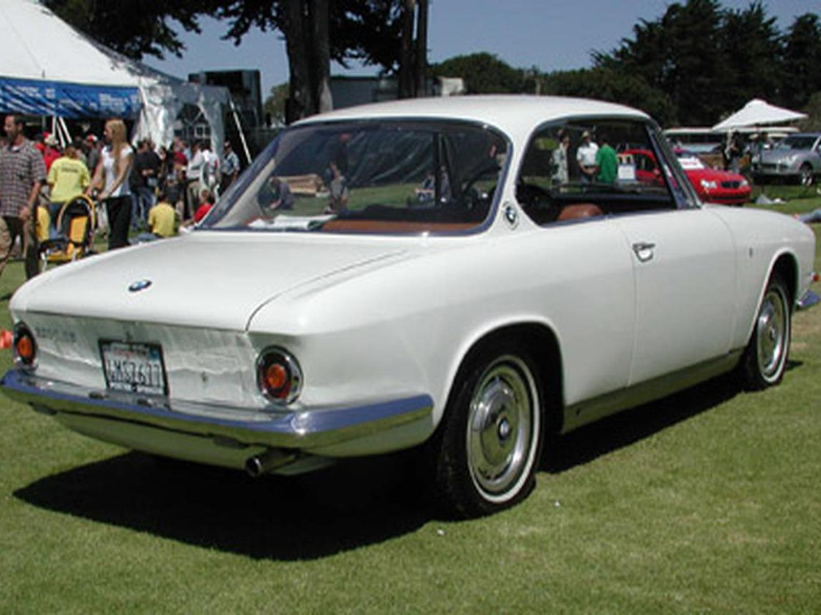 Automotive Database: BMW 3200 CS