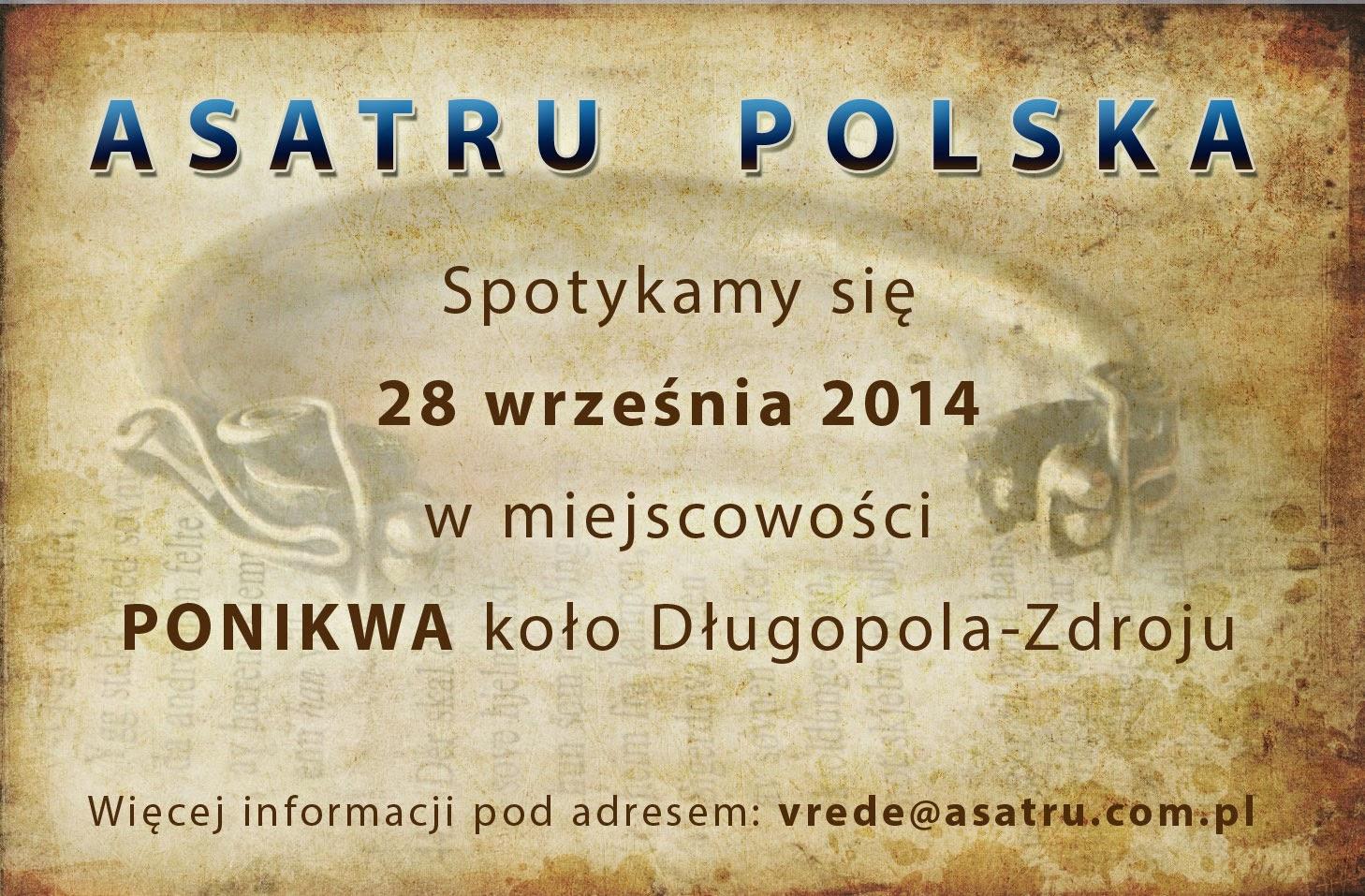 Spotkanie Asatru Polska