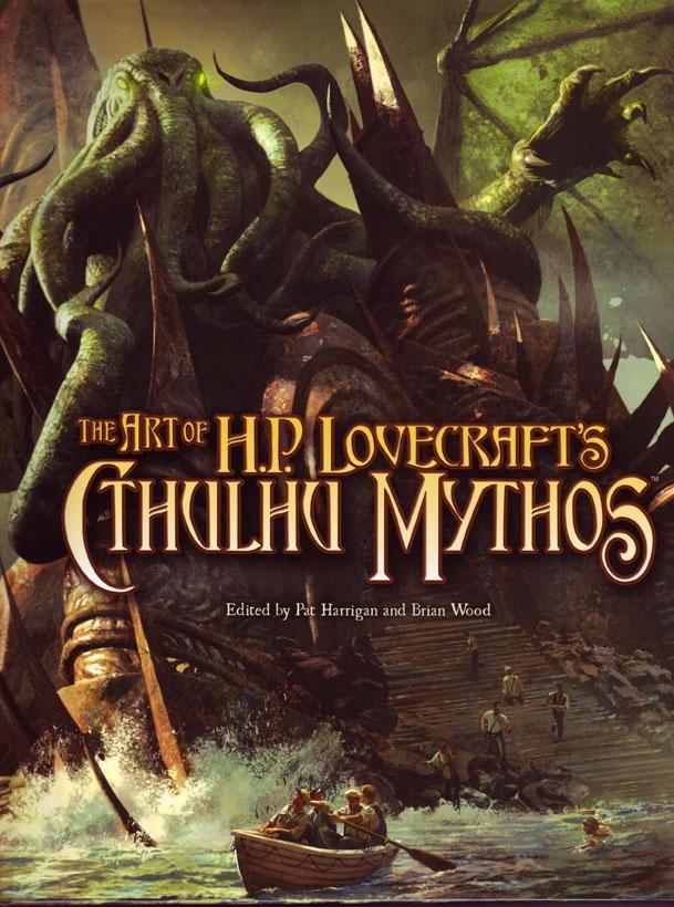 Relatos de los mitos de Cthulhu escritos en colaboración