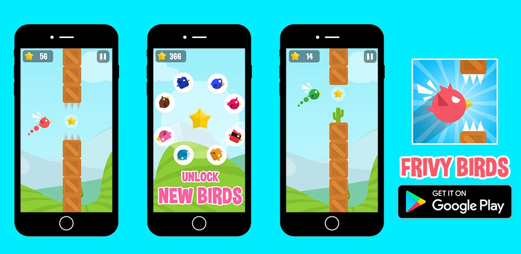 Frivy Birds Game