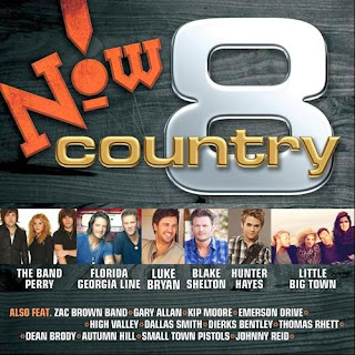Now Country 8 (Canadian Edition) (2013)