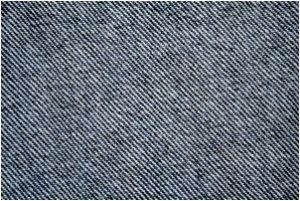 denim fabric swatch