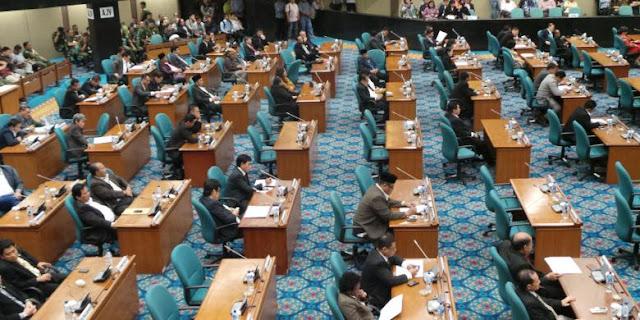 DPRD DKI Akhirnya Selesai Bahas Satu Raperda
