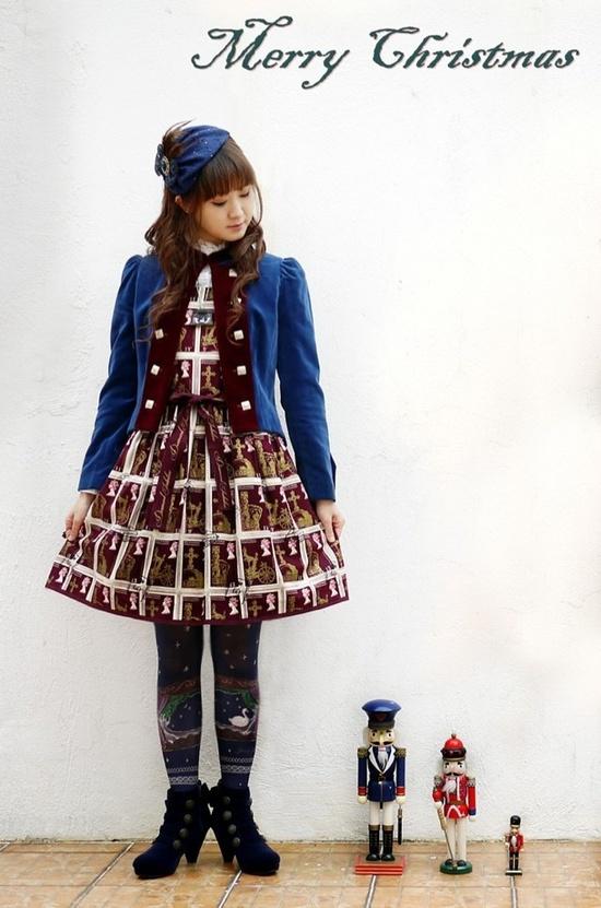 rococo clothing
