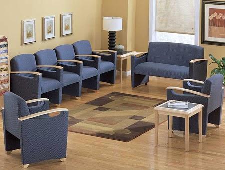 Foundation Dezin Decor Office Waiting Zone Furniture