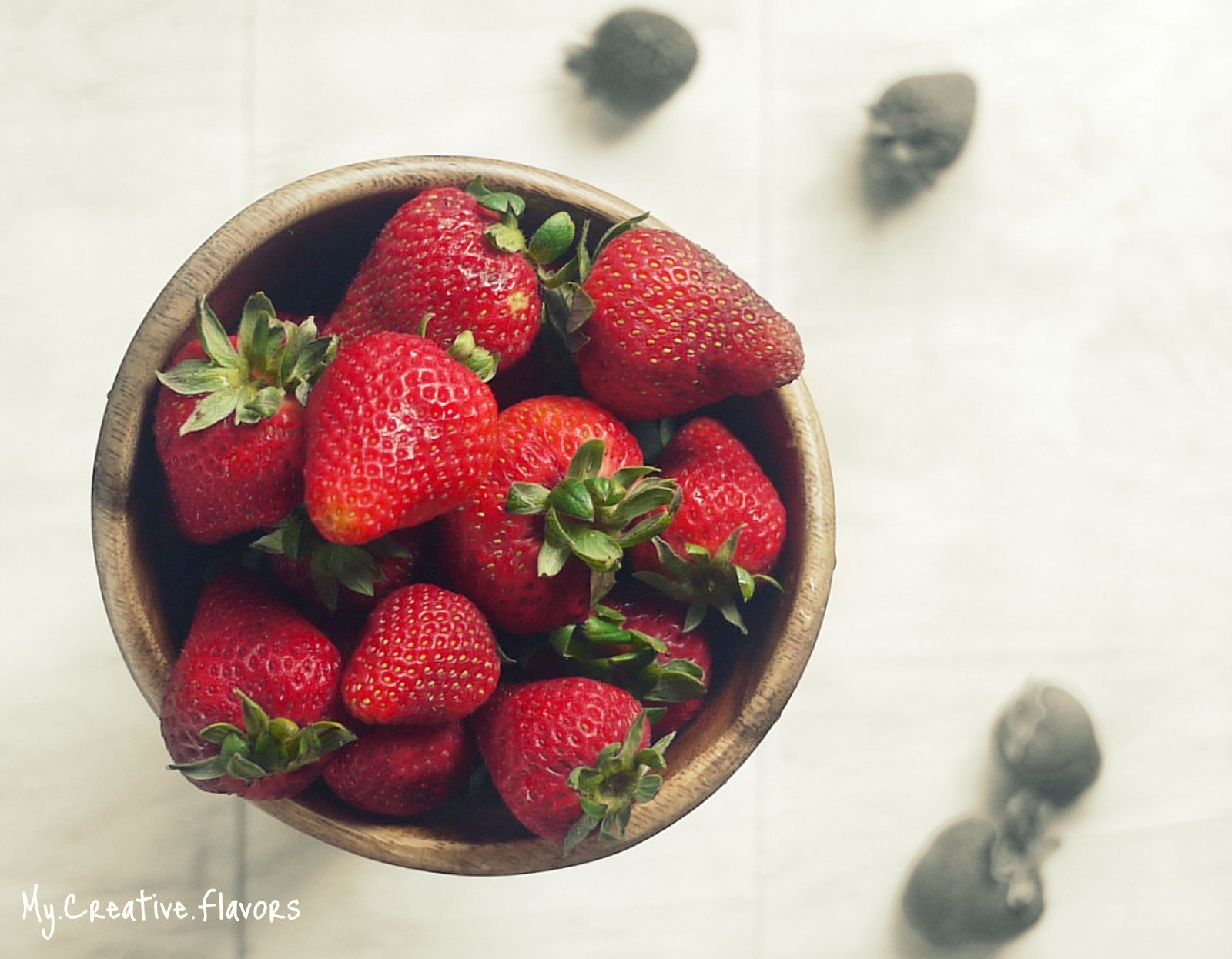 My Creative Flavors: Berry Bounty, So here is Strawberry ...