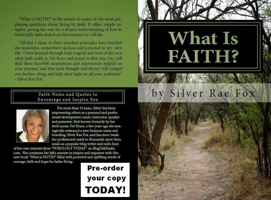 """""""What Is FAITH?"""" by Silver Rae Fox"""