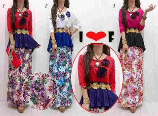 Bahan spandex fit to L
