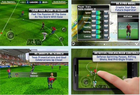 game fifa 2010 android download