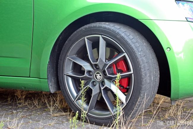 Skoda Octavia RS Rims