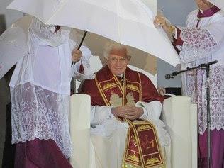 Papa anuncia visita ao Rio de Janeiro em 2013