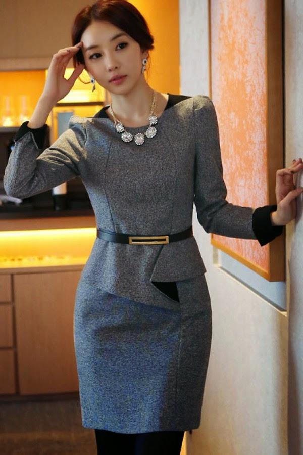 Especial Vestidos formales de Oficina