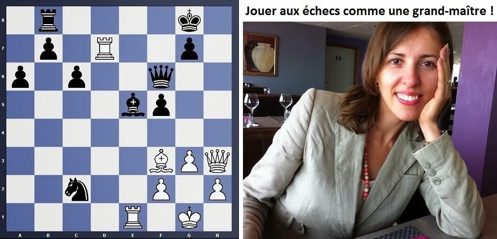 Test : voyez-vous la combinaison gagnante pour les Blancs ?  © Photo Chess & Strategy