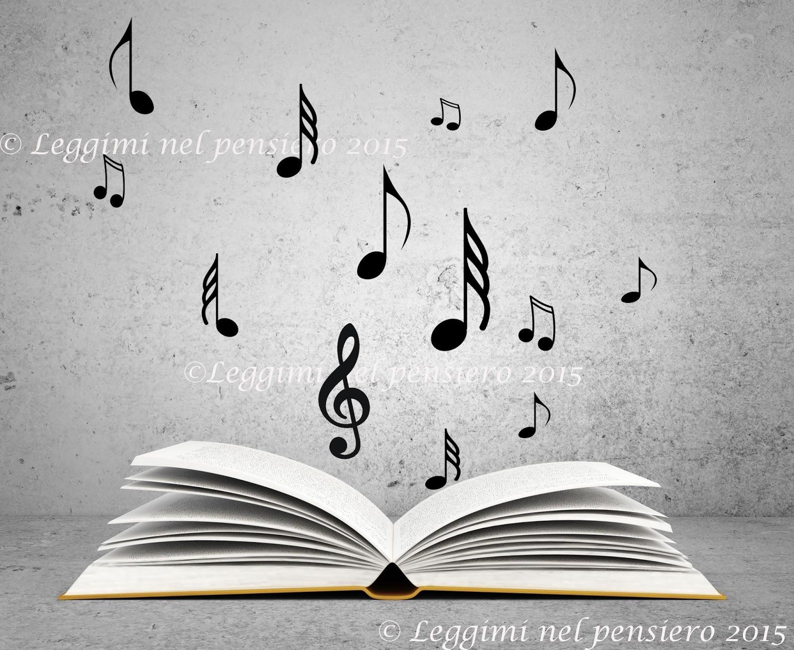 Libri e musica quando il titolo preso da una canzone for Foto di un libro