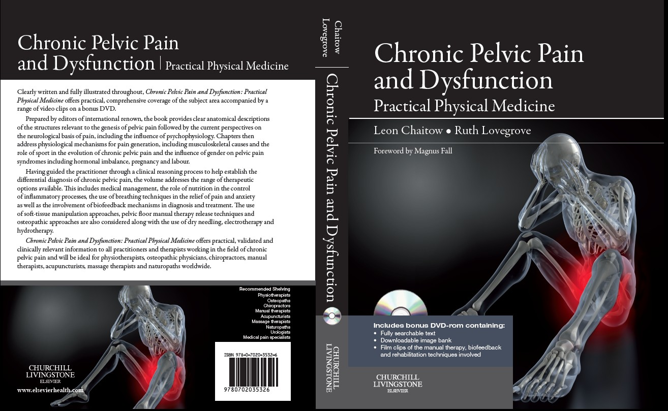 Chronic Pelvic Pain Cpp Leon Chaitow