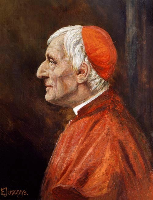 cardinal newman essay on the development of christian doctrine