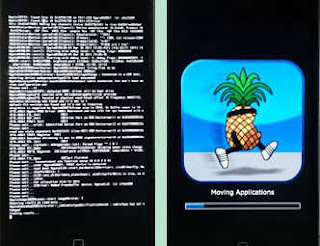 Running Pineapple on Successful unTethered iPhone Jailbreak