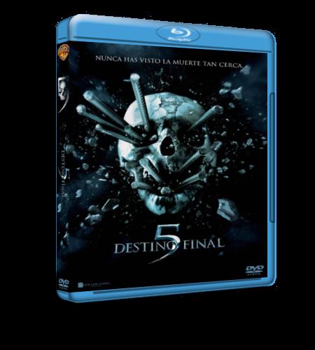 Destino Final 5 [2011] [BRRip XviD] [Español Latino][1link][FLS/FJ]