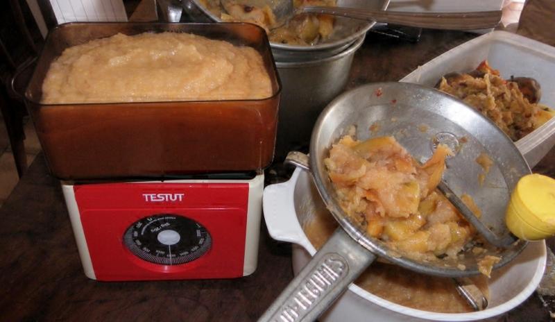 Je suis tombée dans les pommes  recette de la pâte de fruits par Ama chez.xyz