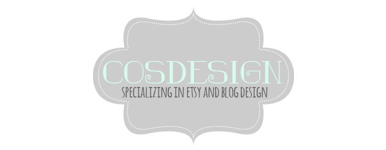 COSDesign - Etsy Graphic Design and More