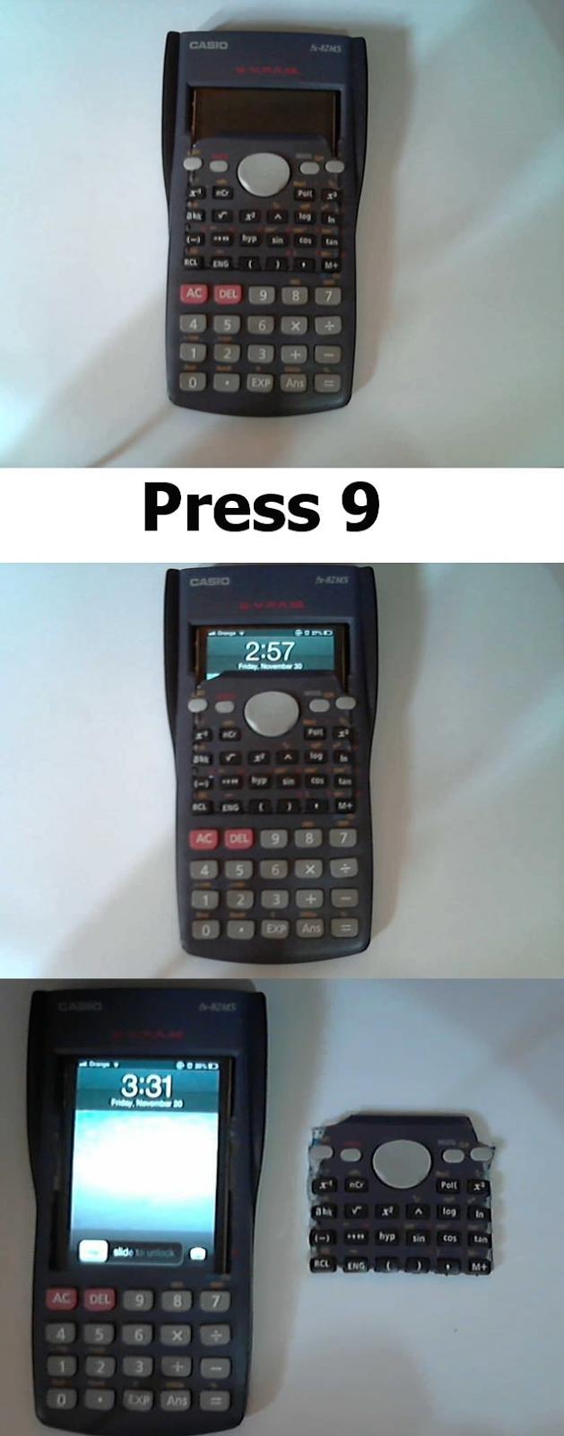 cara bawak iphone dalam dewan peperiksaan