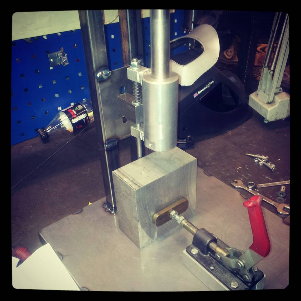 micketronic: diy injection mold machine part 4 the machine