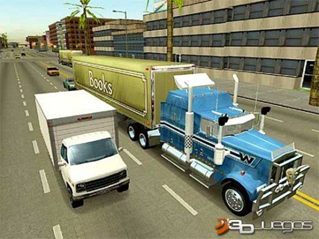 Download 18 Wheels Of Steel Across America PC Full