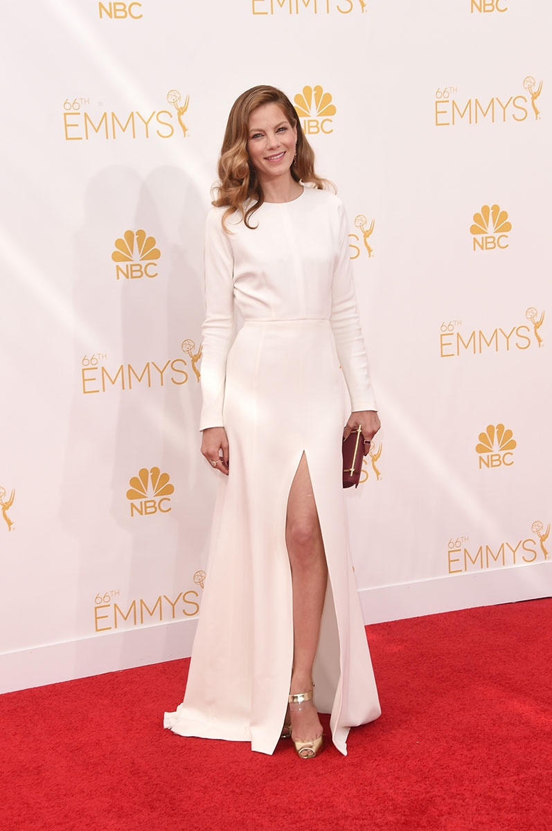 66th Emmys- Michelle Monaghan in Giambattista Valli Couture