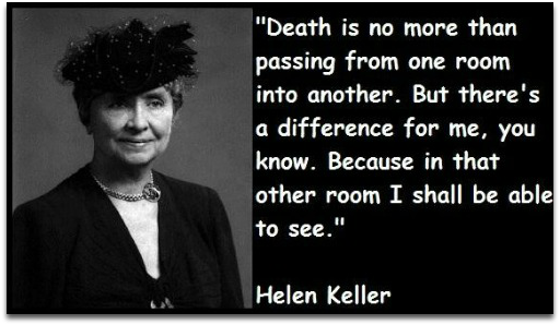 A Tribute To Helen Keller - Being Ron