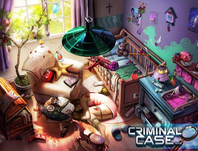 Criminal Case Browser game PC